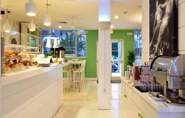 Pestana South Beach Art Deco Hotel - Restaurant - 23