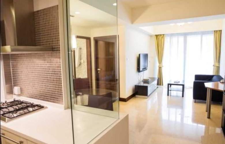 Yopark Serviced Apartment Jingan Four Season - Room - 8