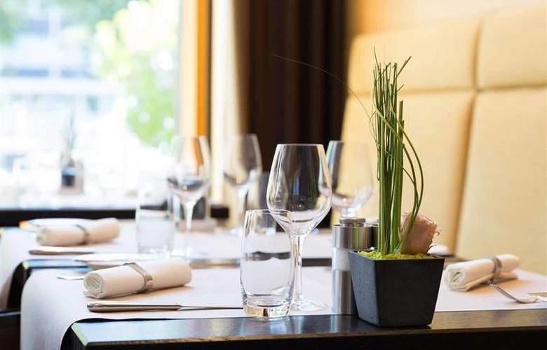 Novotel Karlsruhe City - Restaurant - 51
