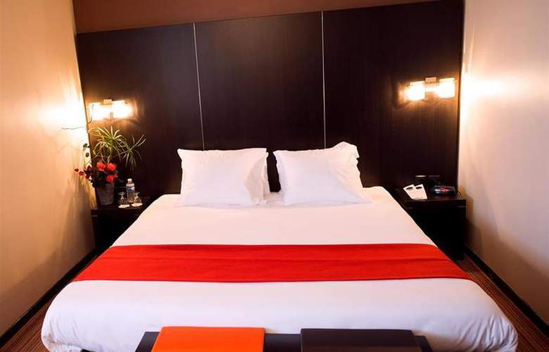 Best Western Marseille Bonneveine Prado - Room - 18