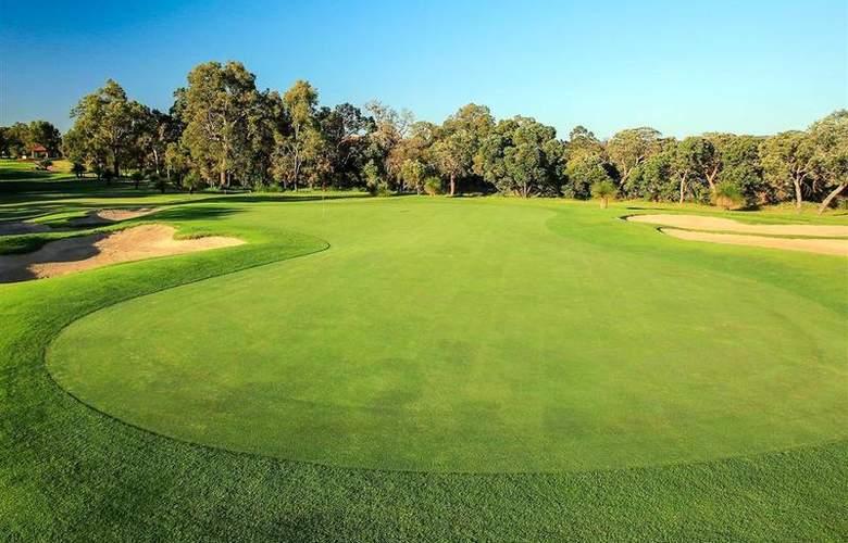 Novotel Vines Resort Swan Valley - Sport - 38