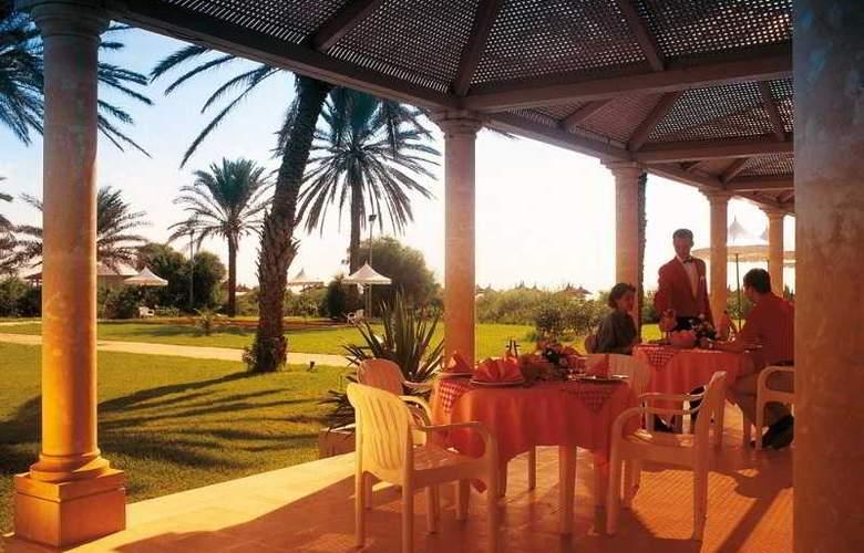 Oceana Hammamet - Terrace - 6
