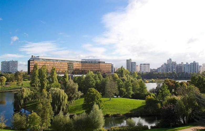 Novotel Créteil Le Lac - Hotel - 30