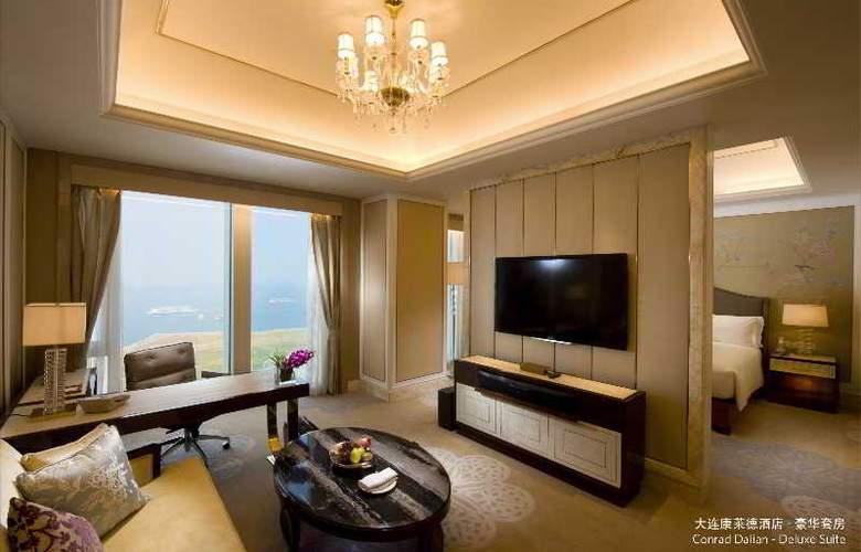 Conrad Dalian - Room - 22