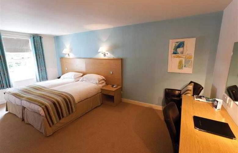 Best Western Mosborough Hall - Hotel - 107