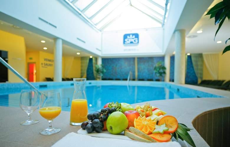 Aquapalace Hotel Prague - Services - 16
