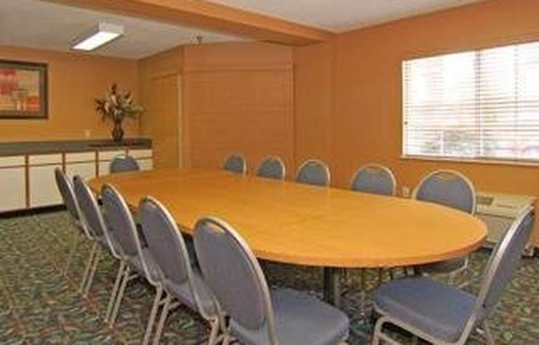 Suburban Extended Stay Hotel Wash. Dulles - Conference - 3