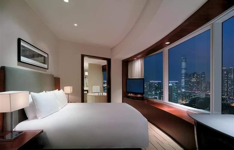 Hyatt Regency Hong Kong Tsim Sha Tsui - Hotel - 13