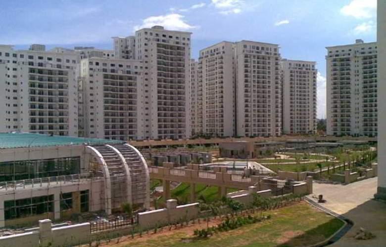 Prestige Shantiniketan - Hotel - 1