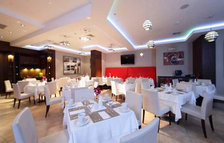 Ciudad de David Hotel & Bussiness - Restaurant - 5
