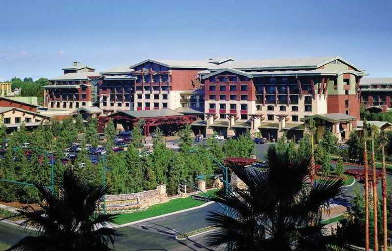 Disney's Grand Californian Hotel & Spa - Hotel - 0