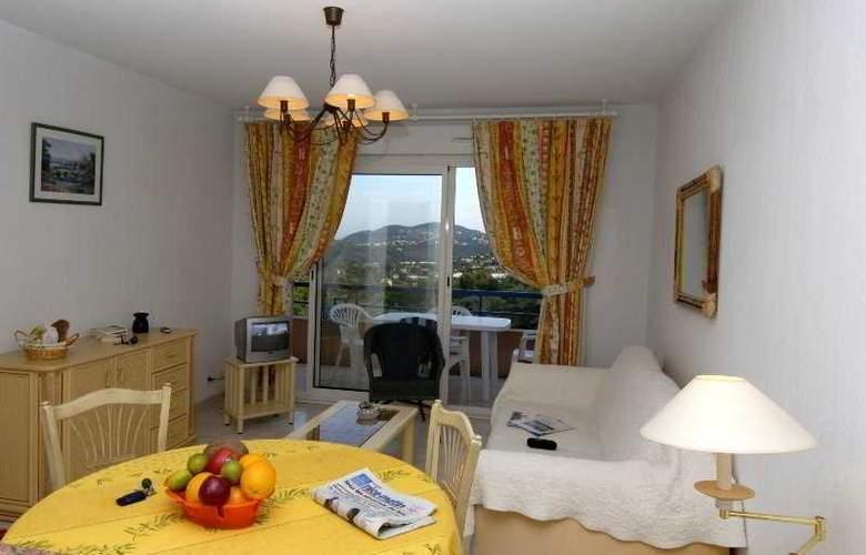 Residence Les Terrasses - Room - 3