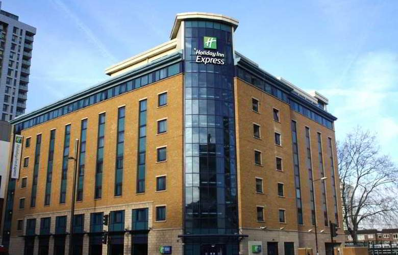 Holiday Inn Express London Stratford - Hotel - 1