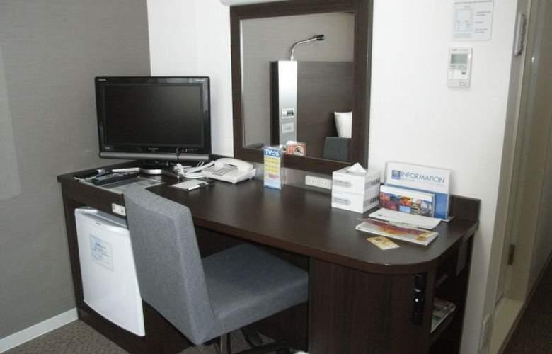 Comfort Hotel Hakodate - Room - 5