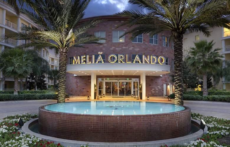 Meliá Orlando Suite Hotel at Celebration - Hotel - 9
