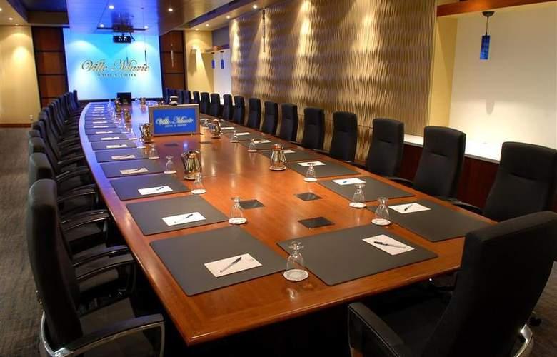 Best Western Ville-Marie Hotel & Suites - Conference - 42