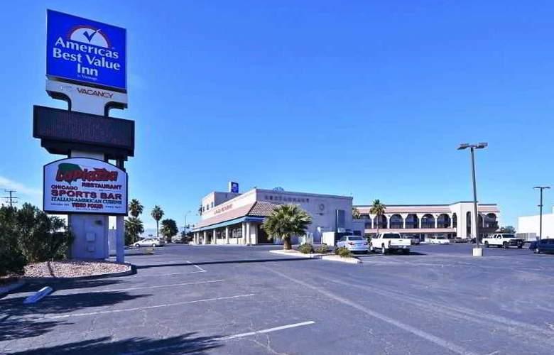 Americas Best Value Inn Downtown Las Vegas - Hotel - 5