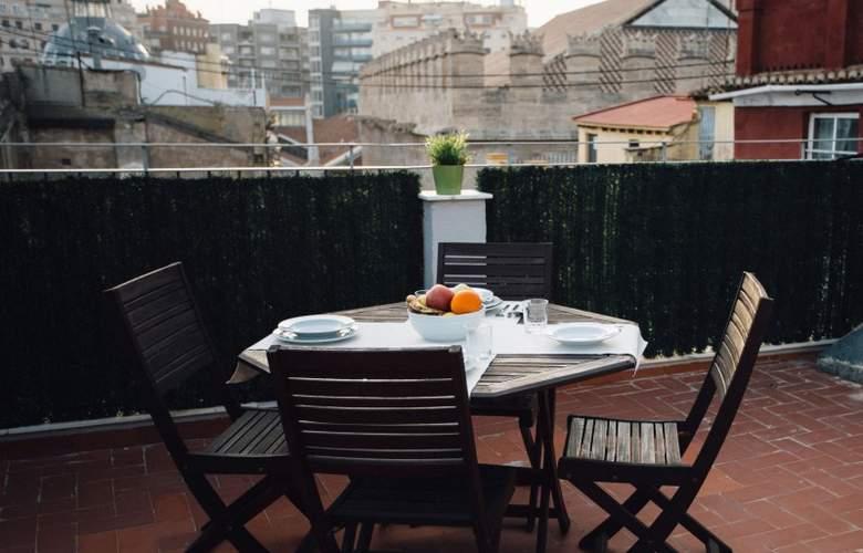 Valenciaflats Mercado Central - Terrace - 1