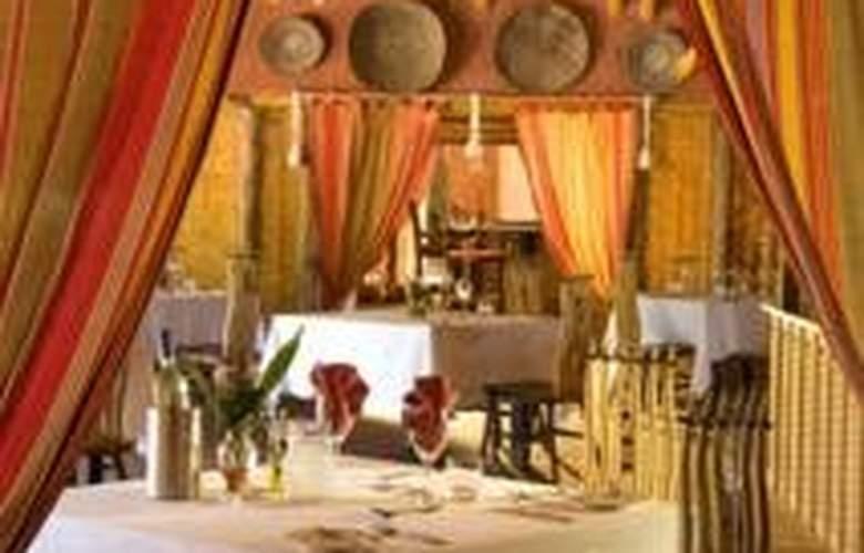 Benguerra Lodge - Restaurant - 9
