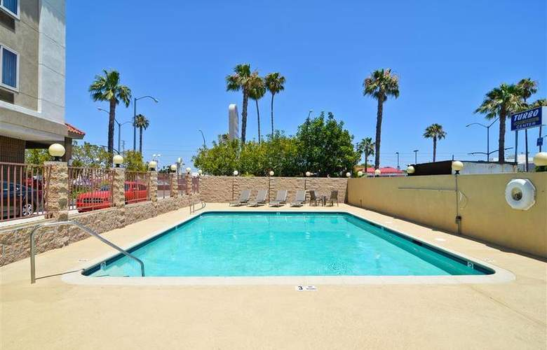 Best Western Of Long Beach - Pool - 35