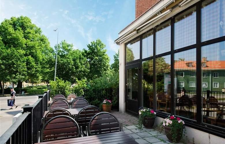 Best Western Esplanade - Restaurant - 21