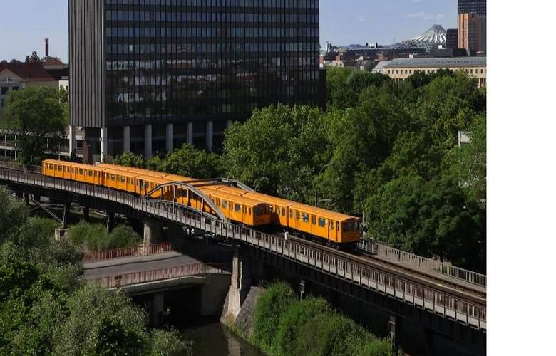 acama Kreuzberg - Hotel - 8