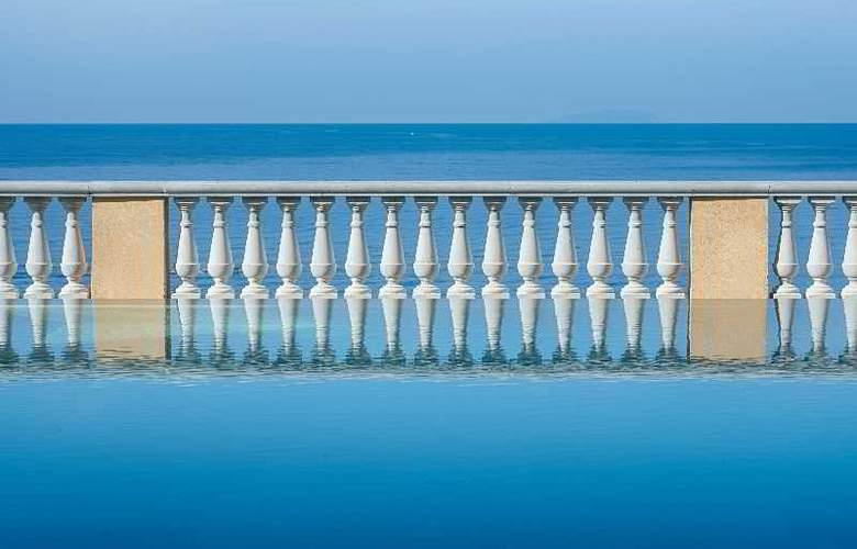 Livorno Grand Hotel Palazzo - Terrace - 35