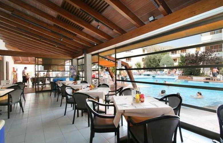 Massol Apartamentos - Restaurant - 10