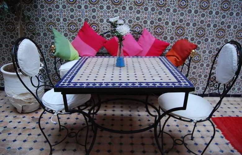Riad Les Oliviers - Restaurant - 15