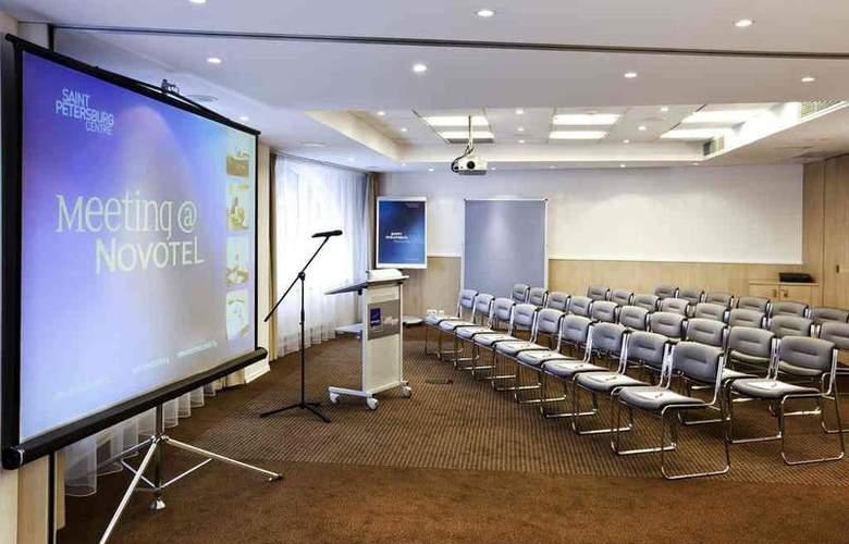 Novotel Saint Petersburg Centre - Conference - 72