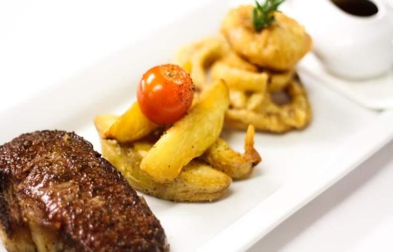 Amora Hotel Wellington - Restaurant - 7