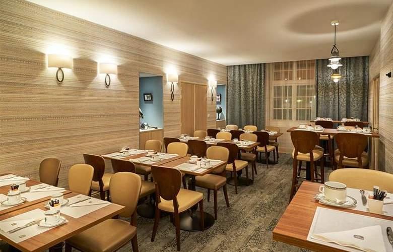 Best Western Premier Bayonne Etche Ona - Restaurant - 37