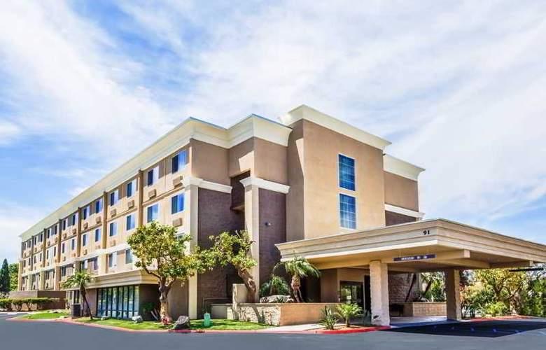 Comfort Inn Chula Vista - Hotel - 3