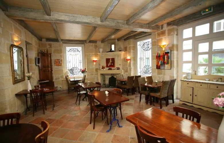QUALYS-HOTEL LA TOUR INTENDANCE - Restaurant - 3