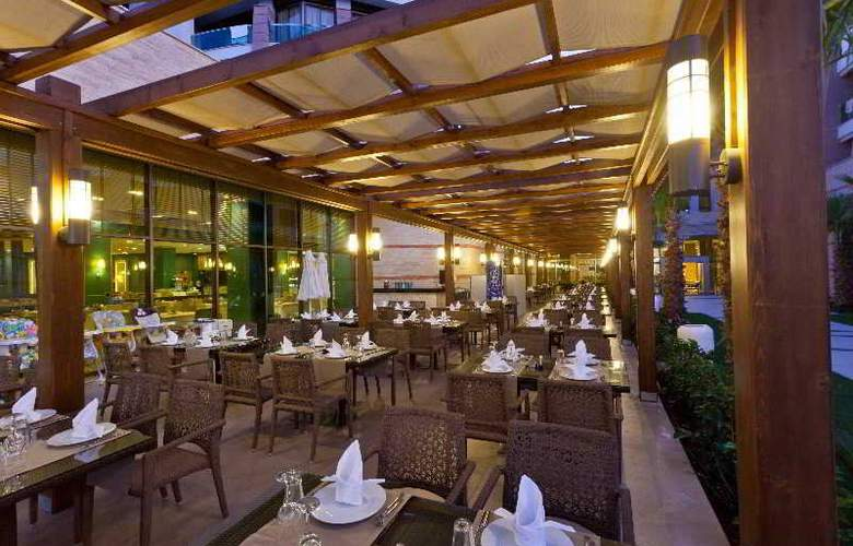 Sherwood Dreams Hotel - Restaurant - 26