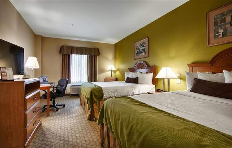 Best Western Blue Angel Inn - Room - 1
