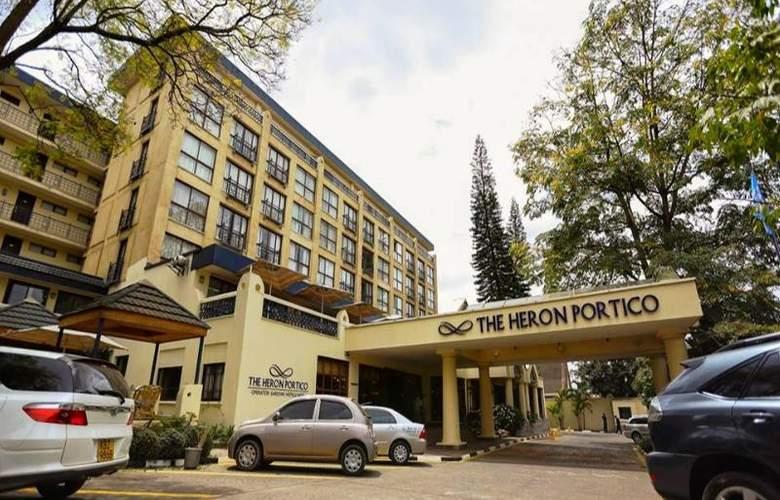 The Heron Portico - Hotel - 4