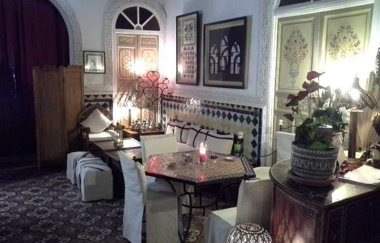 Maison Arabo-Andalouse - Restaurant - 60