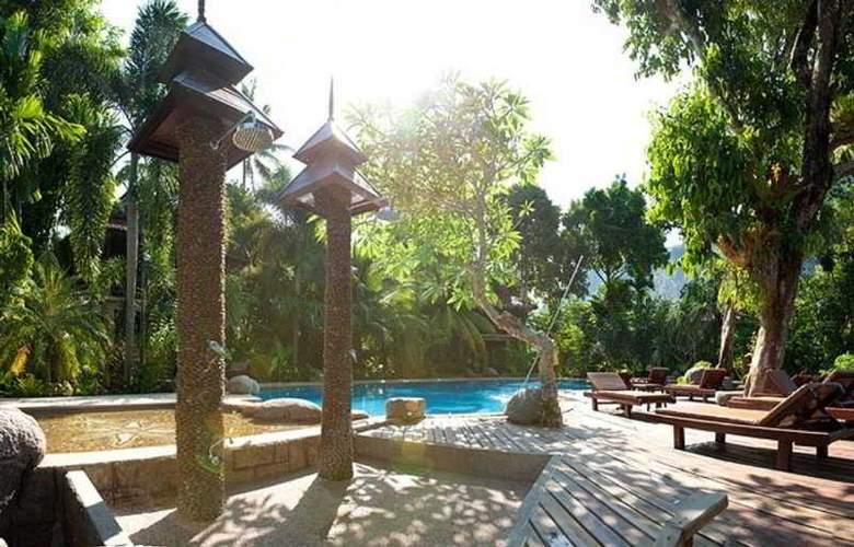 Somkiet Buri Resort - Pool - 9