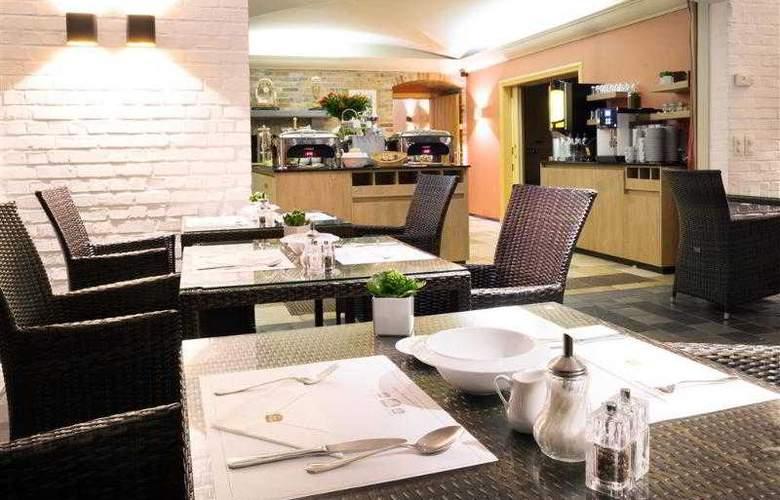 BEST WESTERN PREMIER Weinebrugge - Hotel - 31