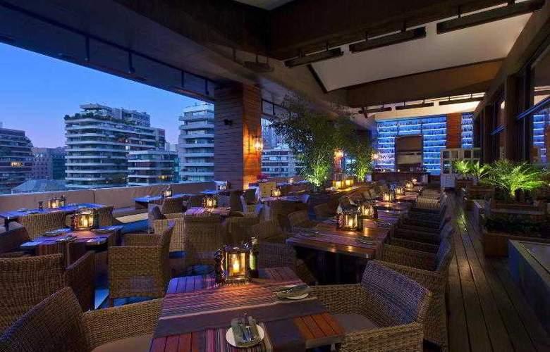 W Santiago - Restaurant - 34