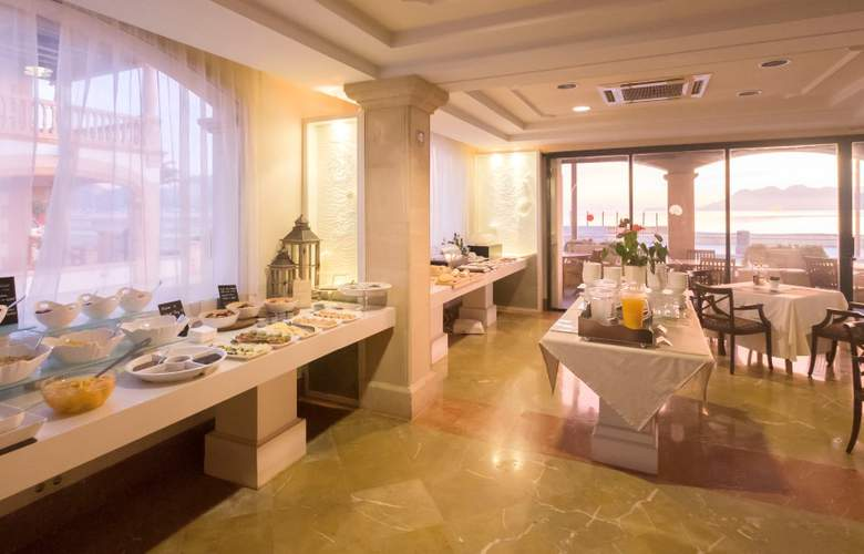Galeon Suites - Restaurant - 21