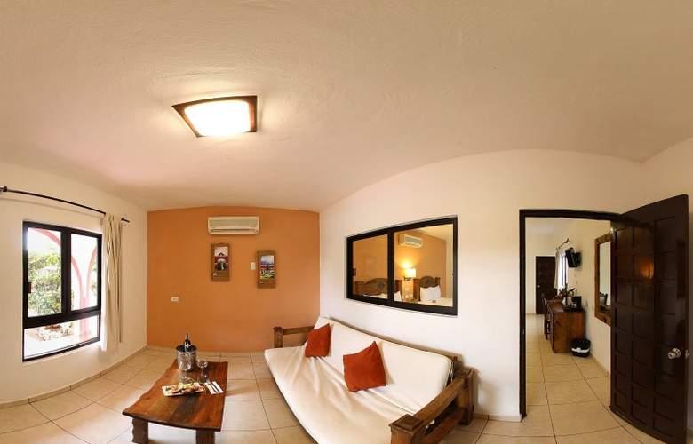 Hotel Hacienda Inn Aeropuerto - Room - 14
