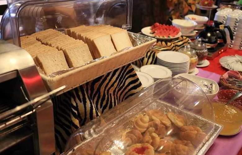 Tiger Hotel - Restaurant - 14