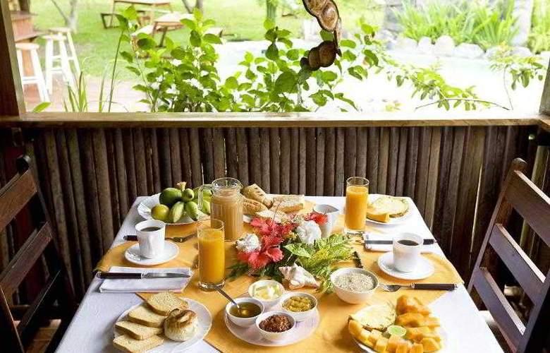 Kintana Beach Resort spa - Restaurant - 13