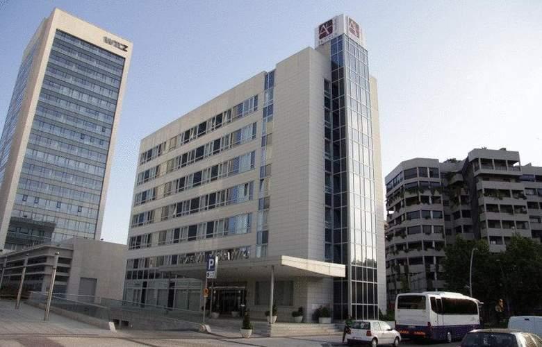 Exe Zaragoza WTC - Hotel - 0