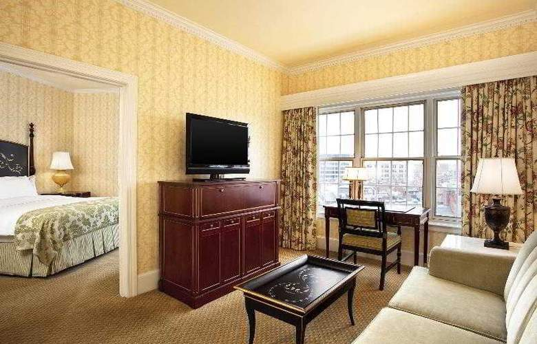 Fairfax at the Embassy Row - Room - 34
