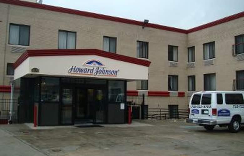 Howard Johnson Inn Jamaica JFK Airport NYC - Hotel - 0