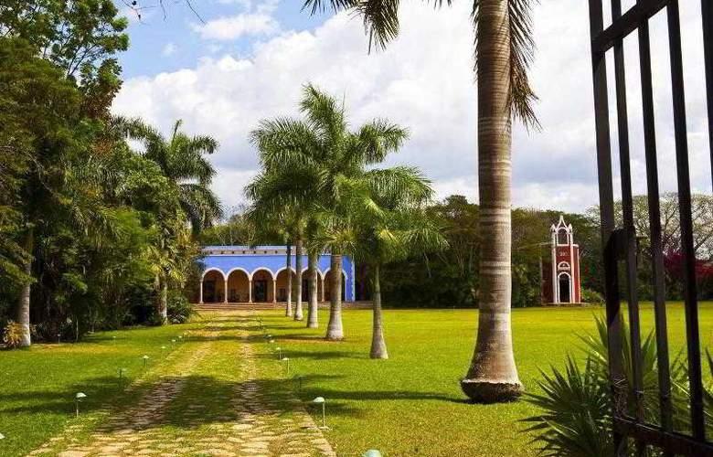 Hacienda Santa Rosa Boutique - Hotel - 9
