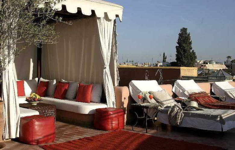 Riad Chergui - Terrace - 11